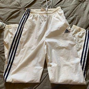Vintage Adidas windbreaker sweatpants
